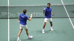 Face au Japon, la France gagne son premier match de Coupe Davis nouvelle