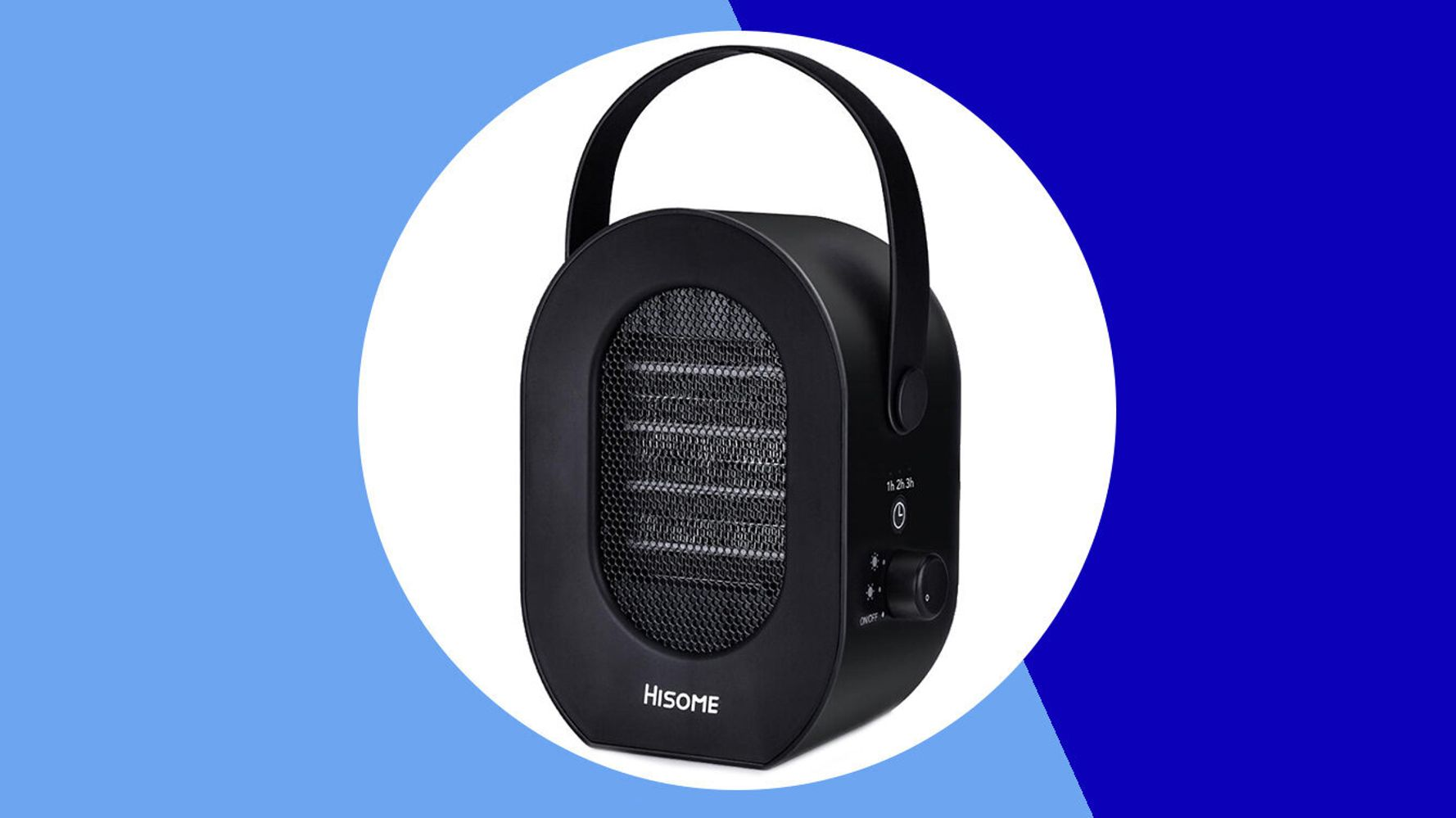 Deal Of The Day: This Top-Rated Portable Hisome Heater Is Stylish And On Sale
