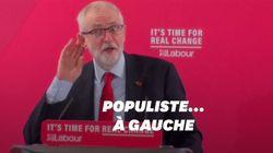 Quatre indices qui font de Jeremy Corbyn un candidat populiste au 10 Downing
