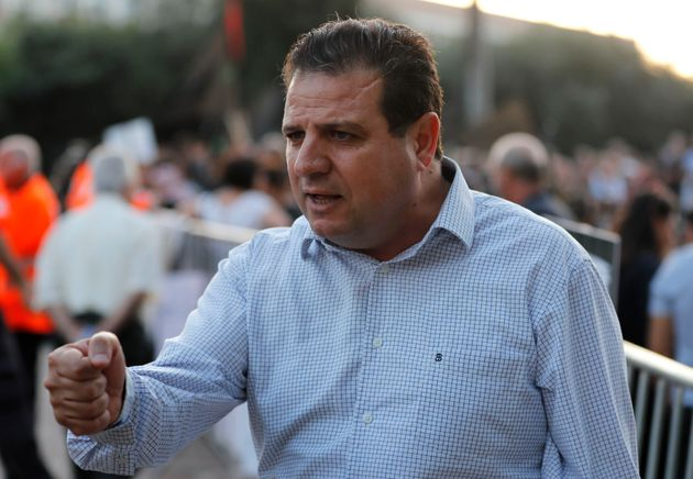 Odeh |  leader arabo israeliano |  ad HuffPost |   Mai in un Governo di colonialisti