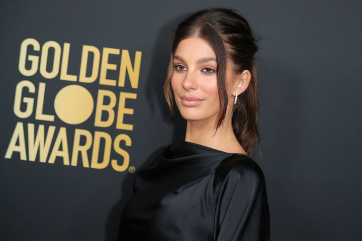 Morrone attends HFPA And THR Golden Globe Ambassador Party on Nov. 14 in West Hollywood.