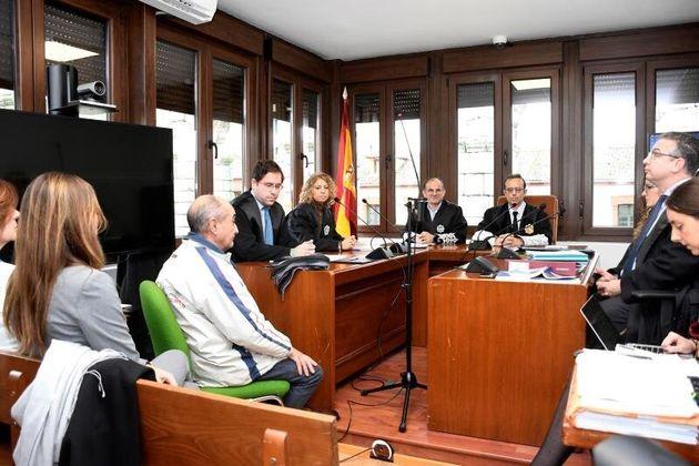 El Juzgado de lo Penal Nº 1 de Segovia acoge la vista en la que se juzga al profesor valenciano