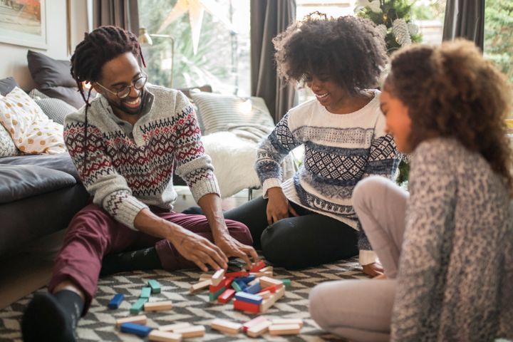 These games for families to play together make great gifts.