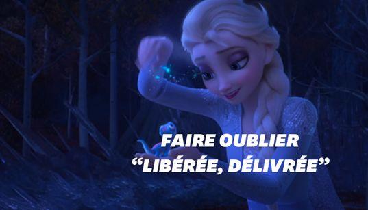 """Pourquoi """"La Reine des neiges 2"""" n'a pas voulu d'un nouveau """"Libérée,"""