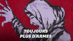 Avec cette fresque à Paris, le