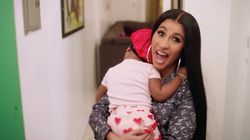 Cardi B Gets Real About Motherhood For Vogue's '73