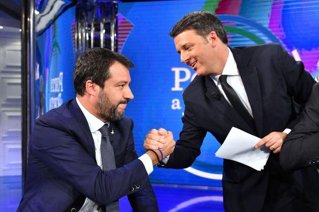 "Matteo Renzi: ""Un'alleanza con Salvini? Mai dire mai"". Ma l'ex ..."