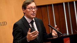 El portavoz del PP en la Asamblea de Madrid: