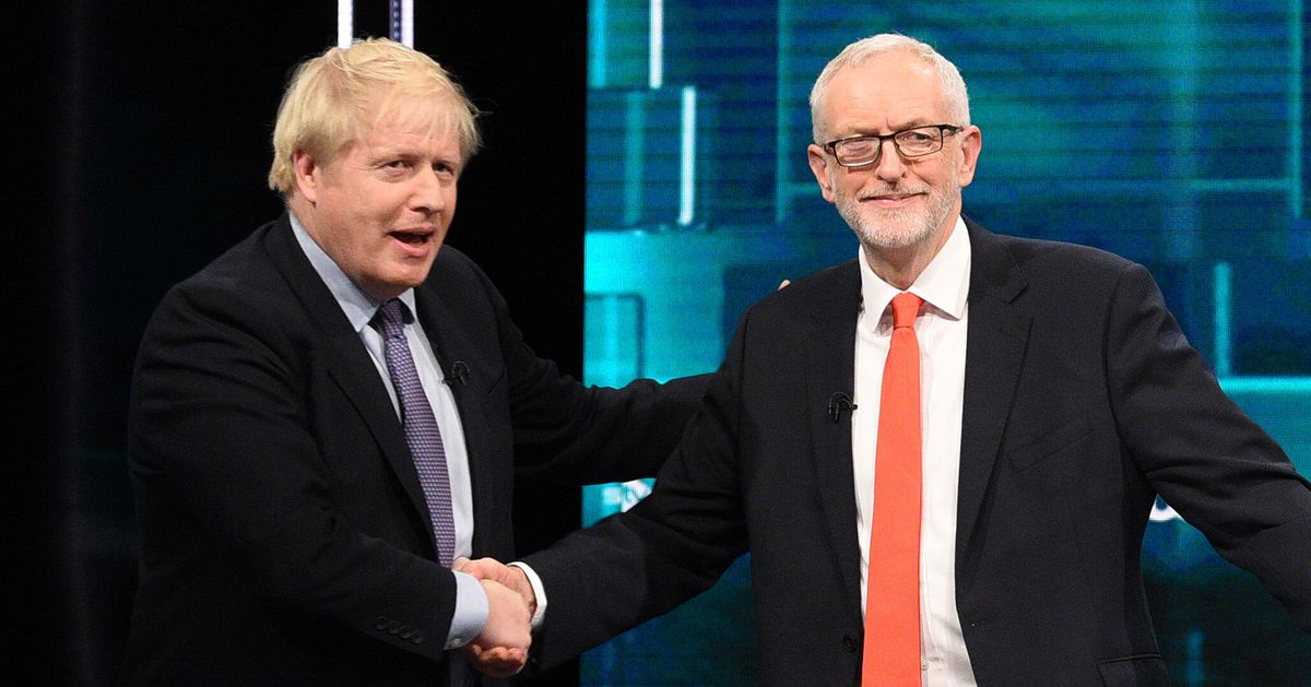 Election Debate: Johnson And Corbyn Fail To Land Knockout Blow In ITV Clash