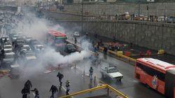 """""""Sono almeno 106 le persone uccise in 21 città dell'Iran"""". La denuncia di"""