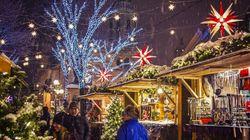 13 marchés de Noël à découvrir de Québec à