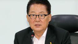 """정치9단 박지원이 황교안에게 """"제발 단식하지 말라"""