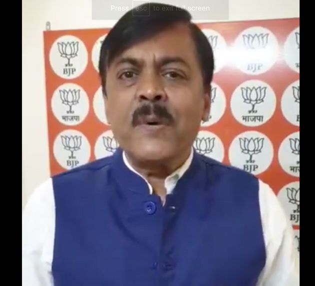 BJP spokesperson GVL Narasimha
