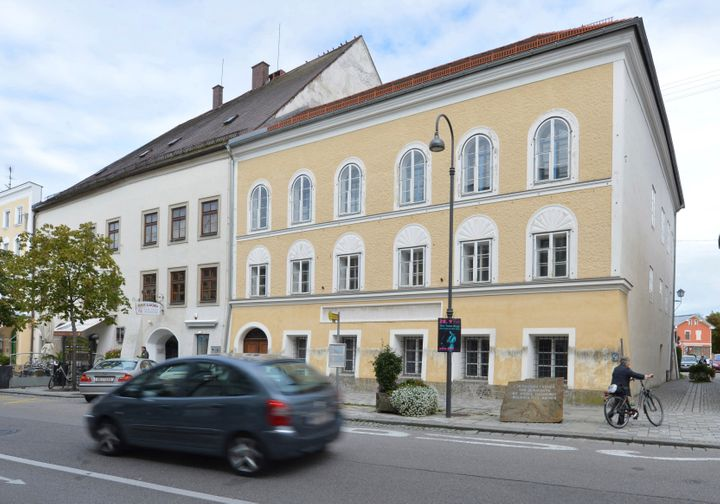 The yellow corner house in Braunau am Inn where Adolf Hitler was born will be turned into a police station, Austrian off