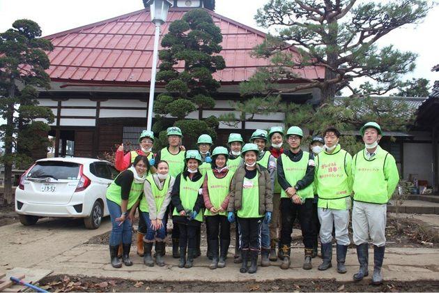 「外国人は予想外…」台風19号で被災した長野へ留学生とボランティアに行き感じたこと【ルポ】