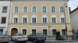 La maison natale d'Adolf Hitler en Autriche va devenir un poste de