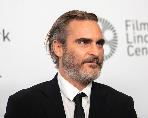 Actor Joaquin Phoenix attends the