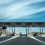 Gares de péage: achèvement des travaux fin 2020 et mise en service courant