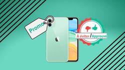 L'iPhone 11 en promo sur Amazon : est-ce un bon