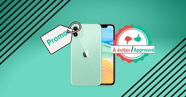 Avant Le Black Friday L Iphone 11 En Promo Sur Amazon Est