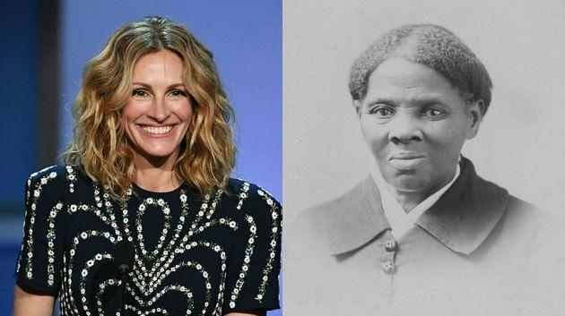 Julia Roberts dans le rôle d'Harriet Tubman? Un studio l'a envisagé en