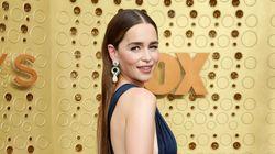 """Des scènes de nu ont fait pleurer Emilia Clarke sur le tournage de """"Game of"""