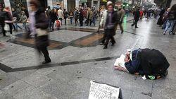 Madrid pondrá controles para evitar que los sintecho vivan en los