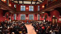 Oxford Union President Resigns After Blind Student 'Dragged' From Debating