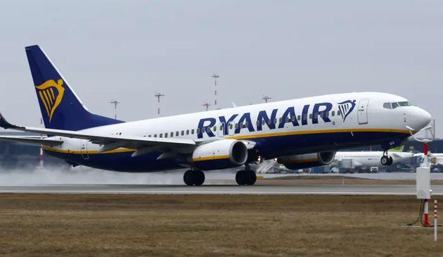 Imagen de archivo de uno de los aviones de
