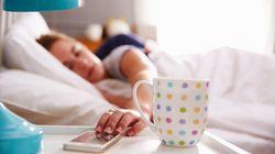 Οκτώ ροφήματα για να κοιμόμαστε εύκολα και να ξυπνάμε