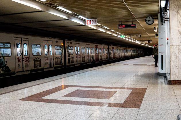 Στάσεις εργασίας στο Μετρό την ερχόμενη