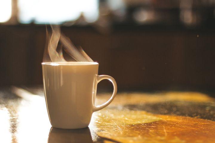 Ζεστό γάλα