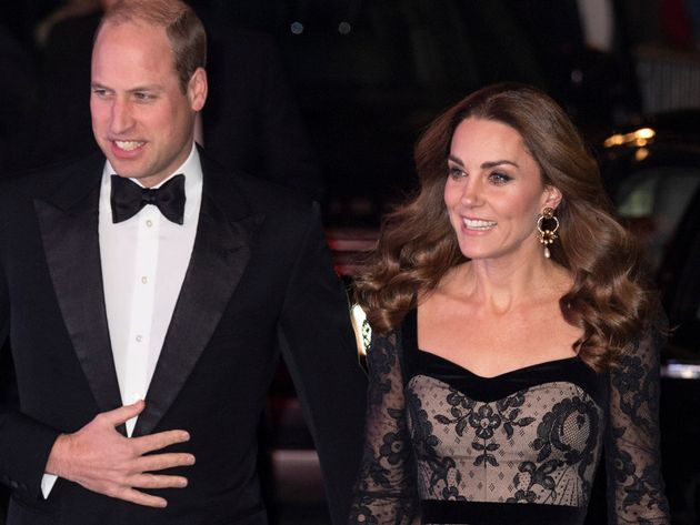William e Kate premiano la cameriera italiana Antonella