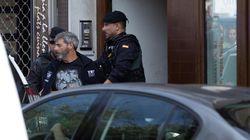 La Audiencia Nacional confirma la prisión provisional a dos