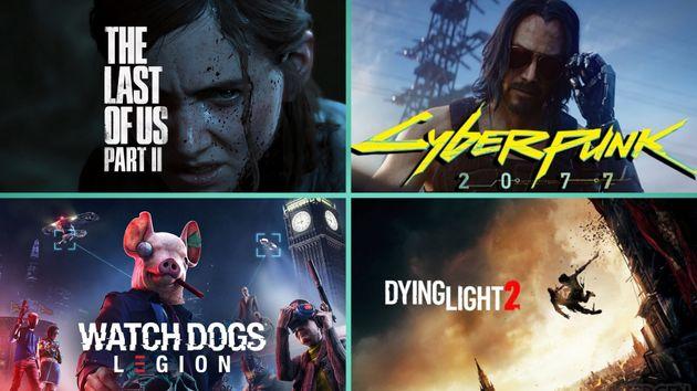 2020 sera marquée par de grosses sorties sur PS4 et Xbox