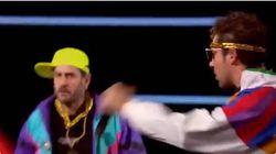 Un grupo de hip hop destroza en dos palabras a Bisbal y a Melendi por este momento en 'La