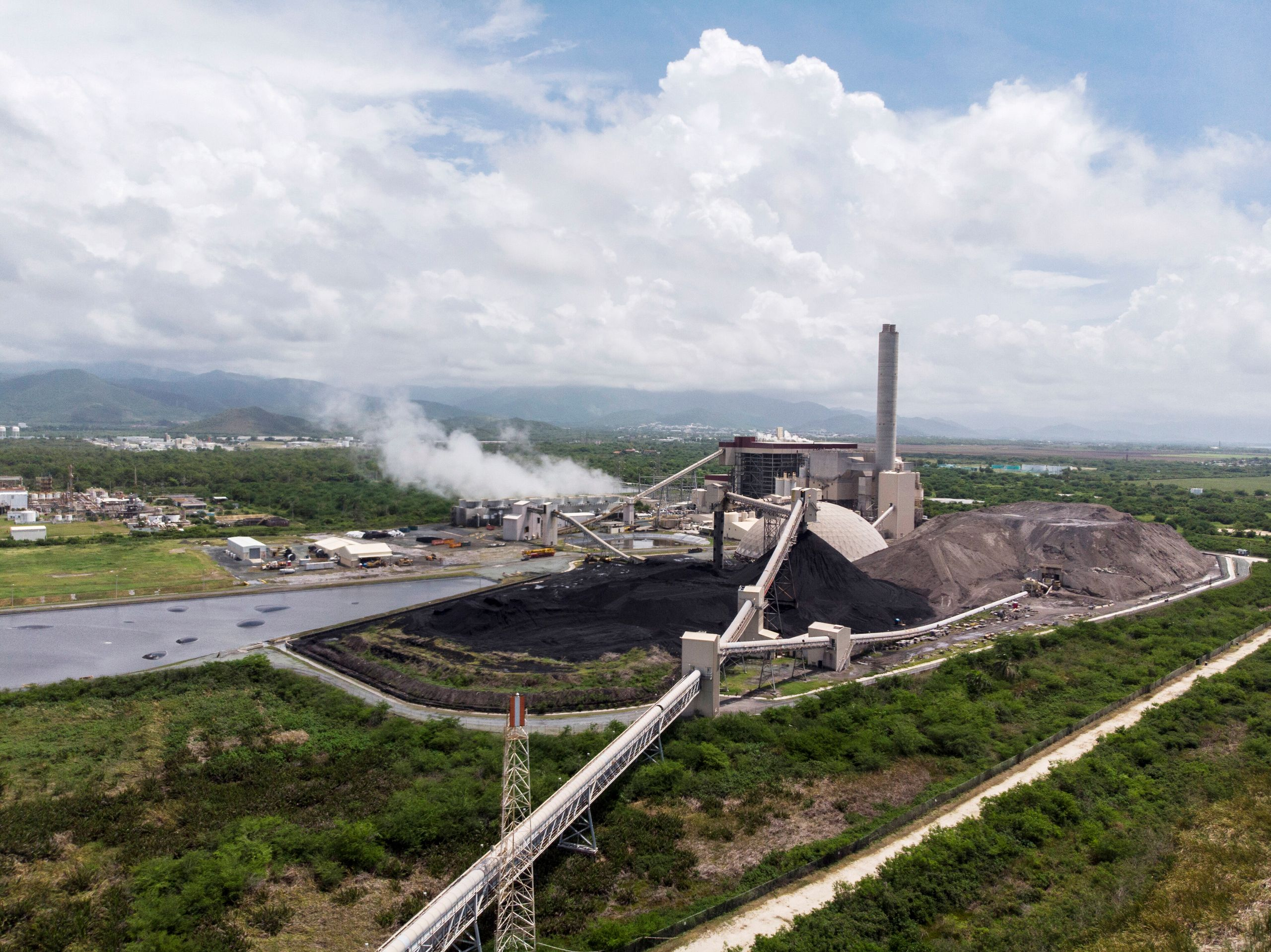 Residents of Guayama are fighting against the AES Energy Plant, a coal-burning facility that is contaminating the aquifers an