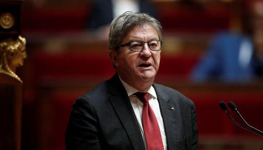 """""""Manuel a été éborgné de sang froid"""": Mélenchon accuse le préfet"""