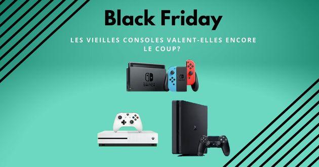 Pour le Black Friday, faut-il craquer pour les PS4, Xbox One et Nintendo Switch, ou attendre la prochaine...