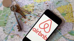 """Airbnb sponsor des JO 2024? Les hôteliers """"suspendent"""" leur"""