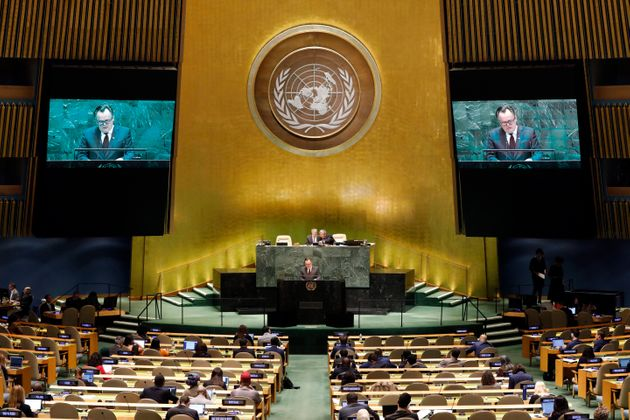 Canada Votes At United Nations To Back Palestinian Self-Determination