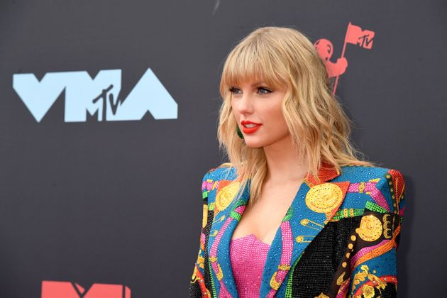 Taylor Swift Chooses To Focus On The Positive As Fans Complain Of Grammys Album Snub