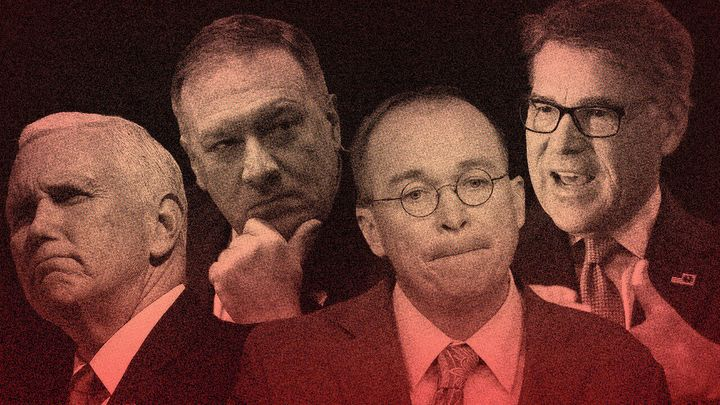 Here Are The Top Trump Administration Officials Implicated By Gordon Sondland