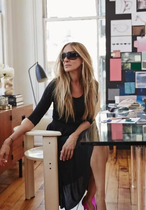 """Thanks to Sarah Jessica Parker, the average American can buy the <a href=""""https://www.sunglasshut.com/us/sunglasses-trends/sa"""