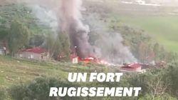 Une explosion dans une usine de feux d'artifice fait plusieurs morts en