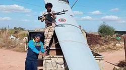 Drone italiano precipita in Libia: