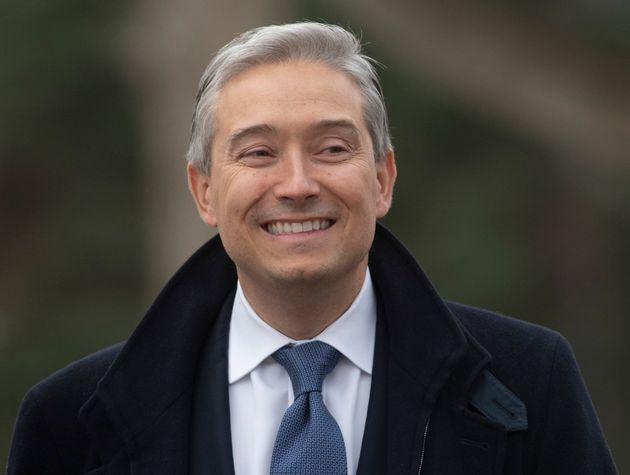 Francois-Philippe Champagne devient ministre des Affaires