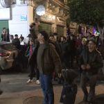 Soirée tendue à Alger: Une manifestation anti-élection réprimée, au moins 20