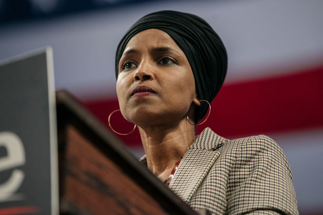 Rep. Ilhan Omar (D-Minn.) was one of the early champions of the Green New