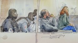 La sœur des frères Clain condamnée à neuf ans de prison pour avoir tenté de les rejoindre en